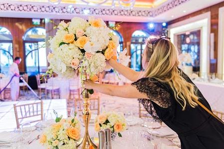 arabic wedding planner