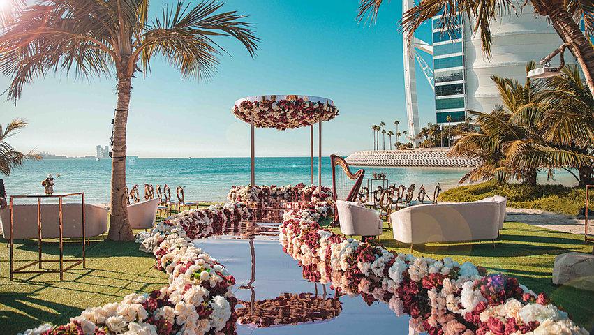 wedding company in Dubai