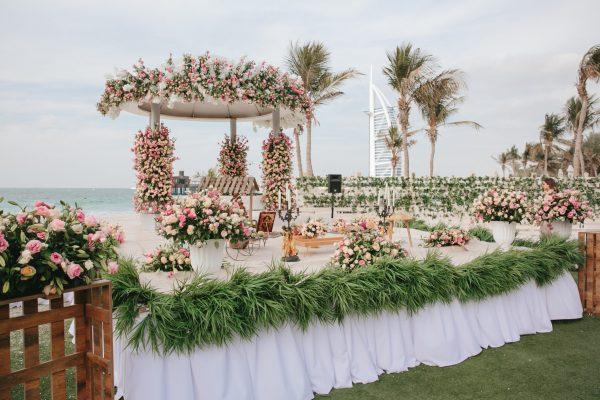 luxury wedding planner and decoration in dubai